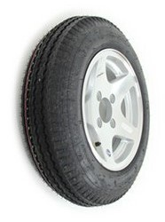 Replacement Tires And Wheels Needed For 1962 Boat Trailer With 6 00