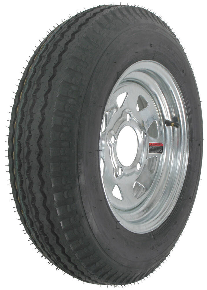 Kenda 5 on 4-1/2 Inch Tires and Wheels - AM30861