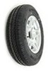 kenda tires and wheels tire with wheel 12 inch kr25 radial trailer aluminum hwt - 4 on load range d