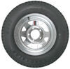 kenda tires and wheels tire with wheel 13 inch loadstar st175/80d13 bias trailer galvanized - 5 on 4-1/2 load range d