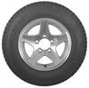 kenda tires and wheels tire with wheel 13 inch loadstar st175/80d13 bias trailer aluminum - 5 on 4-1/2 load range d
