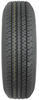 "Karrier ST205/75R14 Radial Trailer Tire with 14"" Galvanized Wheel - 5 on 4-1/2 - Load Range C Good Rust Resistance AM32156"