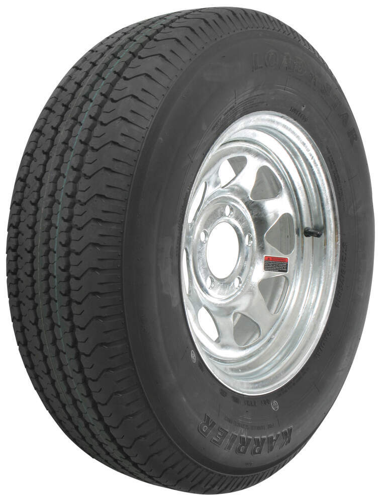 AM32182 - Load Range C Kenda Tires and Wheels