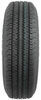 "Karrier ST215/75R14 Radial Trailer Tire with 14"" Galvanized Wheel - 5 on 4-1/2 - Load Range C 14 Inch AM32182"