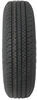 "Karrier ST205/75R15 Radial Trailer Tire with 15"" Galvanized Wheel - 5 on 4-1/2 - Load Range C 205/75-15 AM32397"