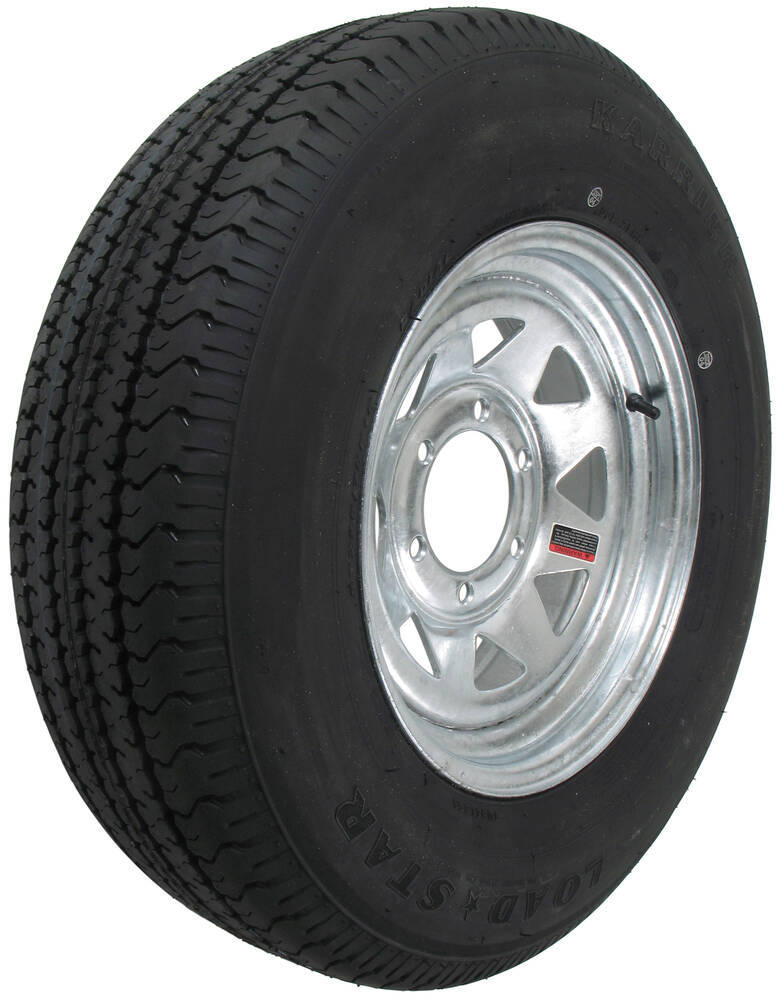 AM32666 - Radial Tire Kenda Tire with Wheel
