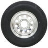 "Karrier ST225/75R15 Radial Tire with 15"" Hi-Spec Aluminum Wheel - 6 on 5-1/2"" - LR E Best Rust Resistance AM32684"