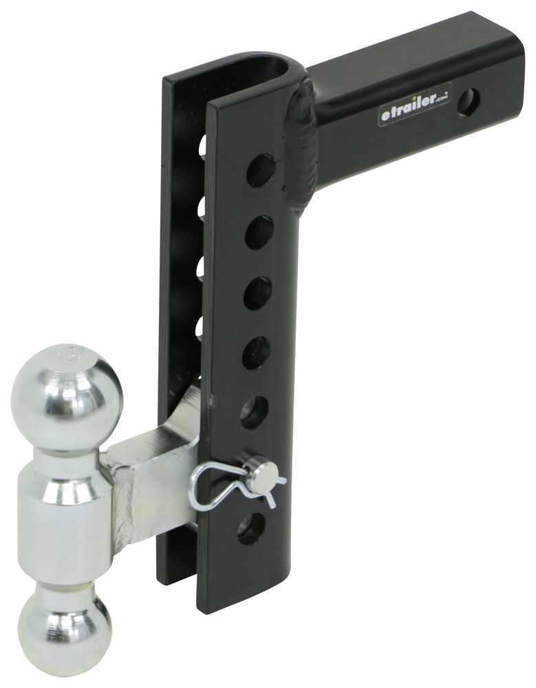 AM3296 - Steel Shank Andersen Adjustable Ball Mount