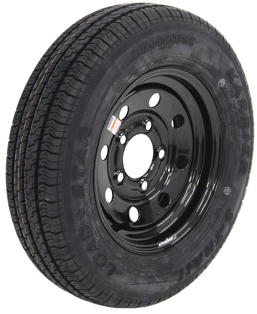 Kenda 5 on 4-1/2 Inch Tires and Wheels - AM35354