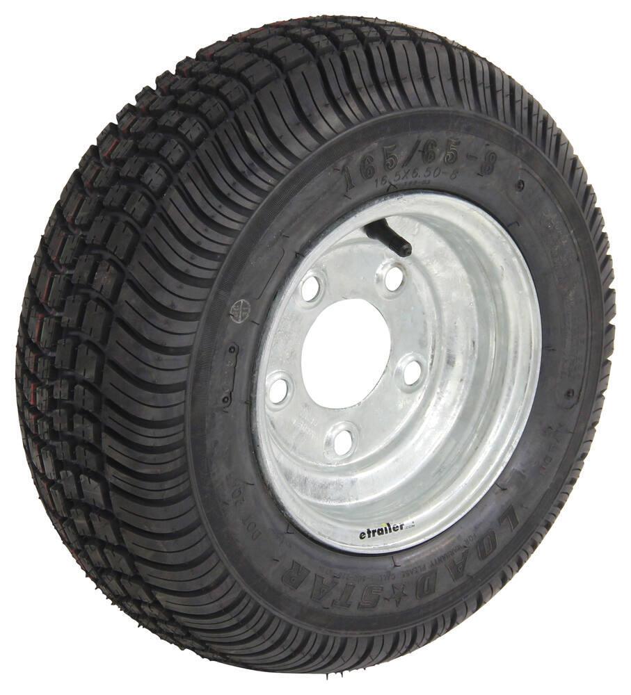 Compare Kenda 165 65 8 Vs Keeper Trailer Wiring Harness Bias Tire With Galvanized Wheel W