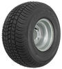 kenda tires and wheels 8 inch 5 on 4-1/2 215/60-8 bias trailer tire with galvanized wheel - load range c