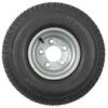 kenda tires and wheels tire with wheel 8 inch 215/60-8 bias trailer galvanized - 5 on 4-1/2 load range c