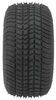 "Kenda 215/60-8 Bias Trailer Tire with 8"" Galvanized Wheel - 5 on 4-1/2 - Load Range D 8 Inch AM3H325"