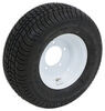 "Kenda Loadstar 205/65-10 Bias Trailer Tire w/ 10"" Solid Center Wheel - 5 on 5-1/2 - LR E"