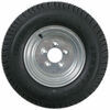kenda tires and wheels tire with wheel 10 inch 205/65-10 bias trailer galvanized - 5 on 4-1/2 load range e