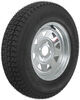 kenda trailer tires and wheels 13 inch 4 on loadstar st175/80d13 bias tire with galvanized wheel - load range b