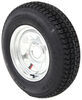 kenda tires and wheels tire with wheel bias ply loadstar st205/75d14 trailer 14 inch galvanized - 5 on 4-1/2 load range c