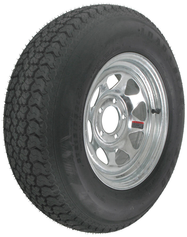 AM3S560 - 14 Inch Kenda Tires and Wheels
