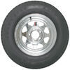 "Loadstar ST215/75D14 Bias Trailer Tire with 14"" Galvanized Wheel - 5 on 4-1/2 - Load Range C 215/75-14 AM3S560"