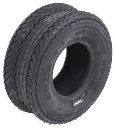 Kenda K389 Hole-N-1 Bias Golf Cart Tire - 18x8.50-8 - Load Range B