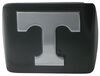 Front View of University of Tennessee Chrome Logo Emblem 2 Inch Hitch Cover