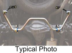 Roadmaster 2007 Chevrolet Silverado Classic Anti-Sway Bars