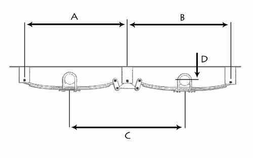 APT1 - Suspension Components Redline Leaf Spring Suspension