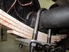 APUBR-1 - Round Axle - 2-3/8 Inch Redline Trailer Leaf Spring Suspension