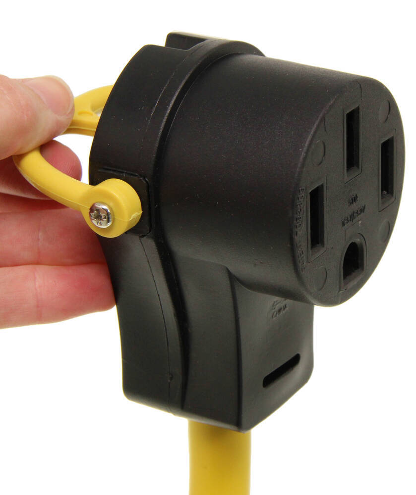 Wiring 50 Amp Receptacle For Rv