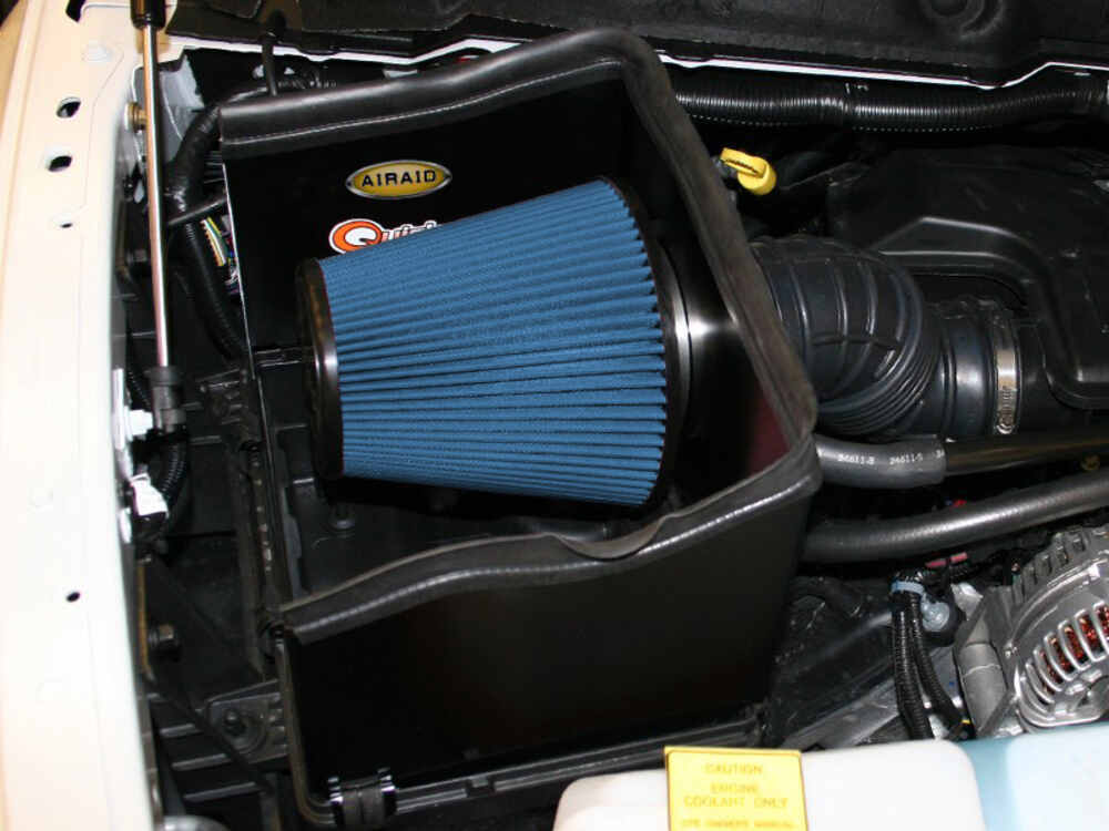 how to make a ram air intake