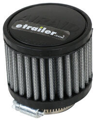 "AIRAID Breather Filter with Rubber Top - Clamp On - 1-1/2"" ID"