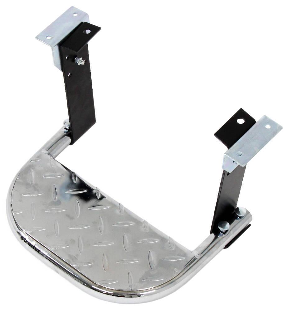 Pilot Aluminum Universal Side Step Bar Chrome Pilot