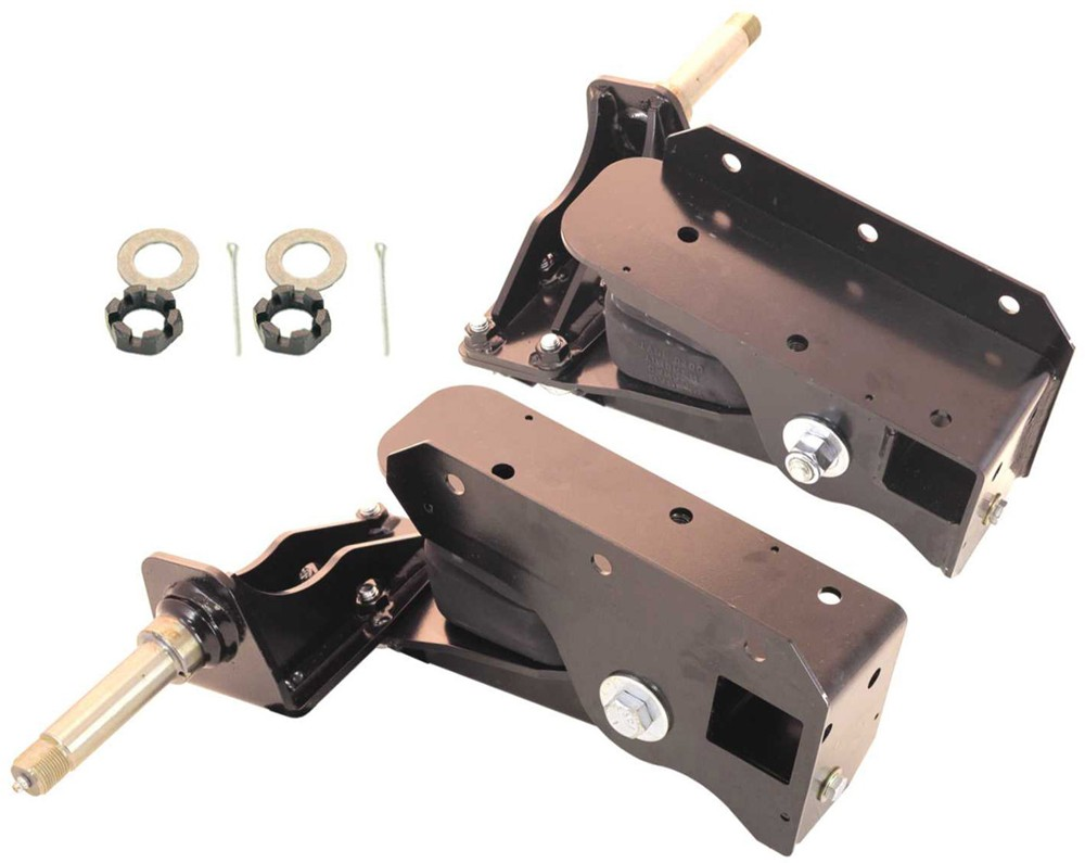 Timbren Axle Less Trailer Suspension System Spindle Only