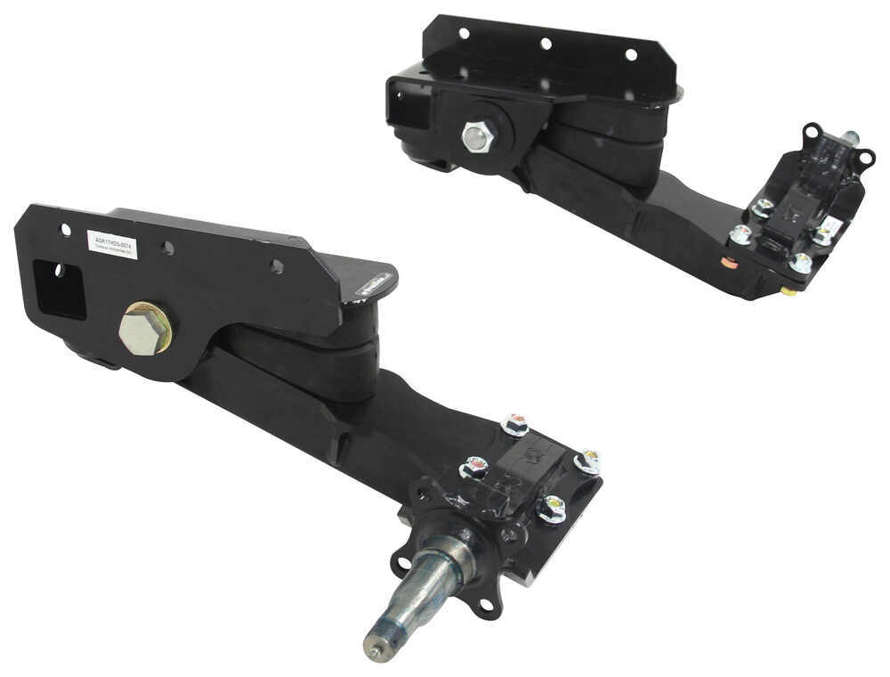 Trailer Axles Brakes System : Timbren axle less trailer suspension system spindle w
