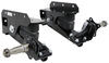 Timbren Axle-Less Trailer Suspension System - Spindle w/Brake Flange - Regular Tires - 2,000 lbs Universal Fit ASR2000S02