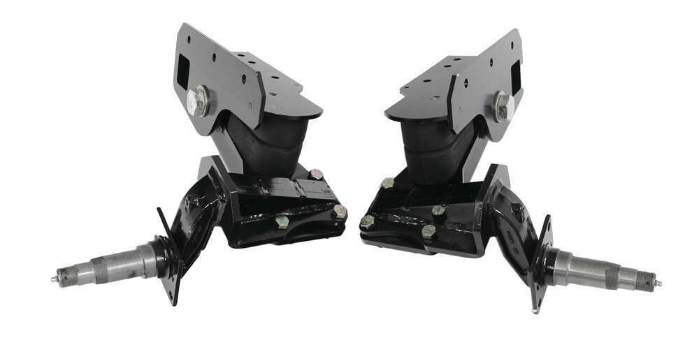 ASR2KHDS03 - 2000 lbs Timbren Trailer Leaf Spring Suspension