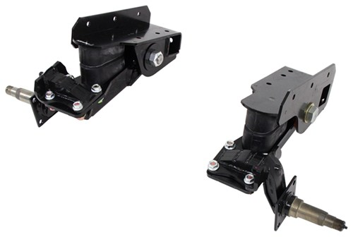 Timbren Axle Less Trailer Suspension System 4 Quot Lift