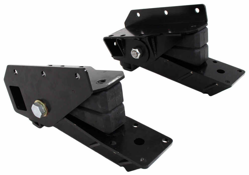 Heavy Duty Axle Differential : Timbren heavy duty axle less trailer suspension quot lift