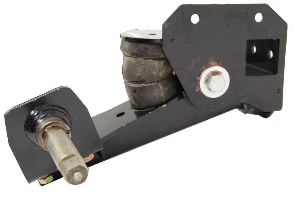 Trailer Hubs And Spindles : Timbren axle less trailer suspension system spindle only
