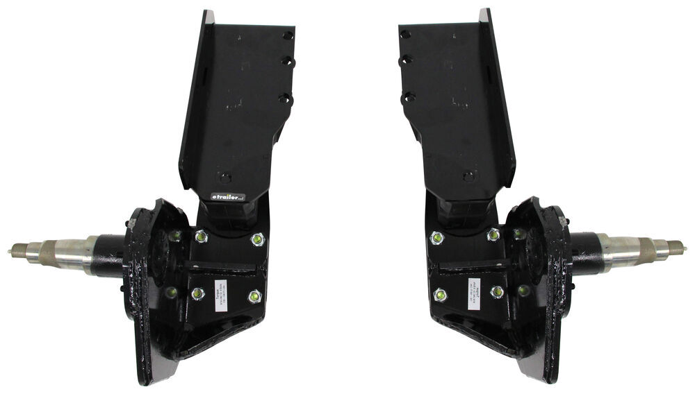 Timbren Axle Less Trailer Suspension System 4 Quot Drop