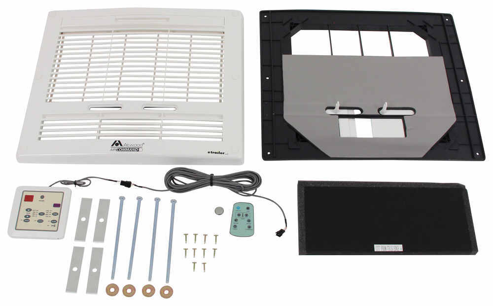 Atwood Vent Assembly Accessories and Parts - AT15022