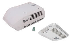Atwood Air Command Rooftop RV Air Conditioner - 11 3 Amps - 13,500 Btu -  Non-Ducted - White
