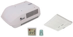 Atwood Air Command Rooftop RV Air Conditioner w/ Heat Pump - 15,000 Btu - Ducted - White