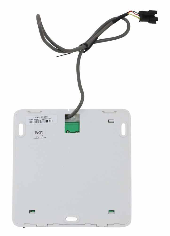 Replacement Digital Wall-Mounted Thermostat for Air Command