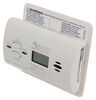 Atwood RV Carbon Monoxide Detector - LCD Digital Display - White