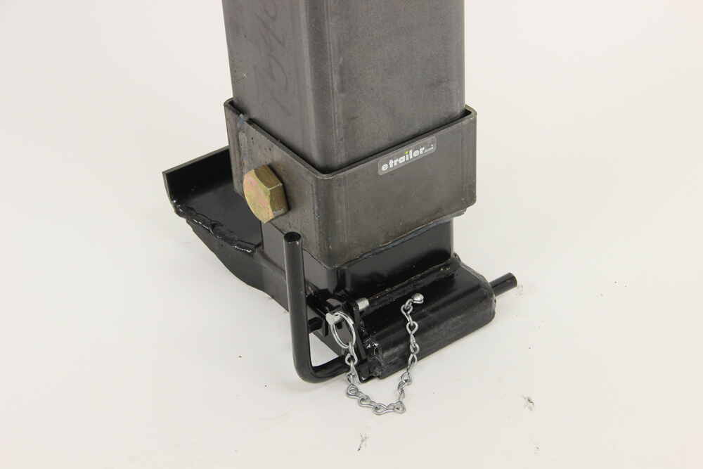 Gooseneck Trailer Coupler : Atwood gooseneck trailer coupler adjustable square