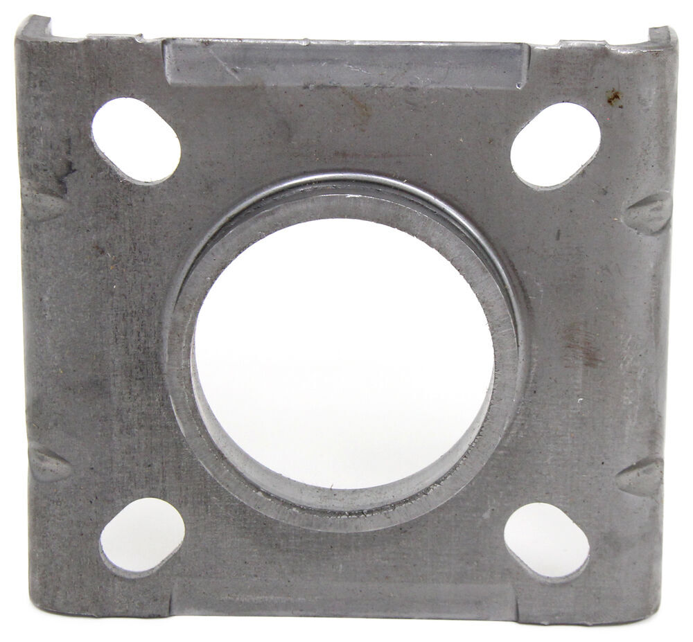 Weld on mounting bracket and hardware for atwood snap ring