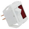 Single-Panel On/Off Switch for Atwood Gas and Electric Water Heaters - White White AT91859