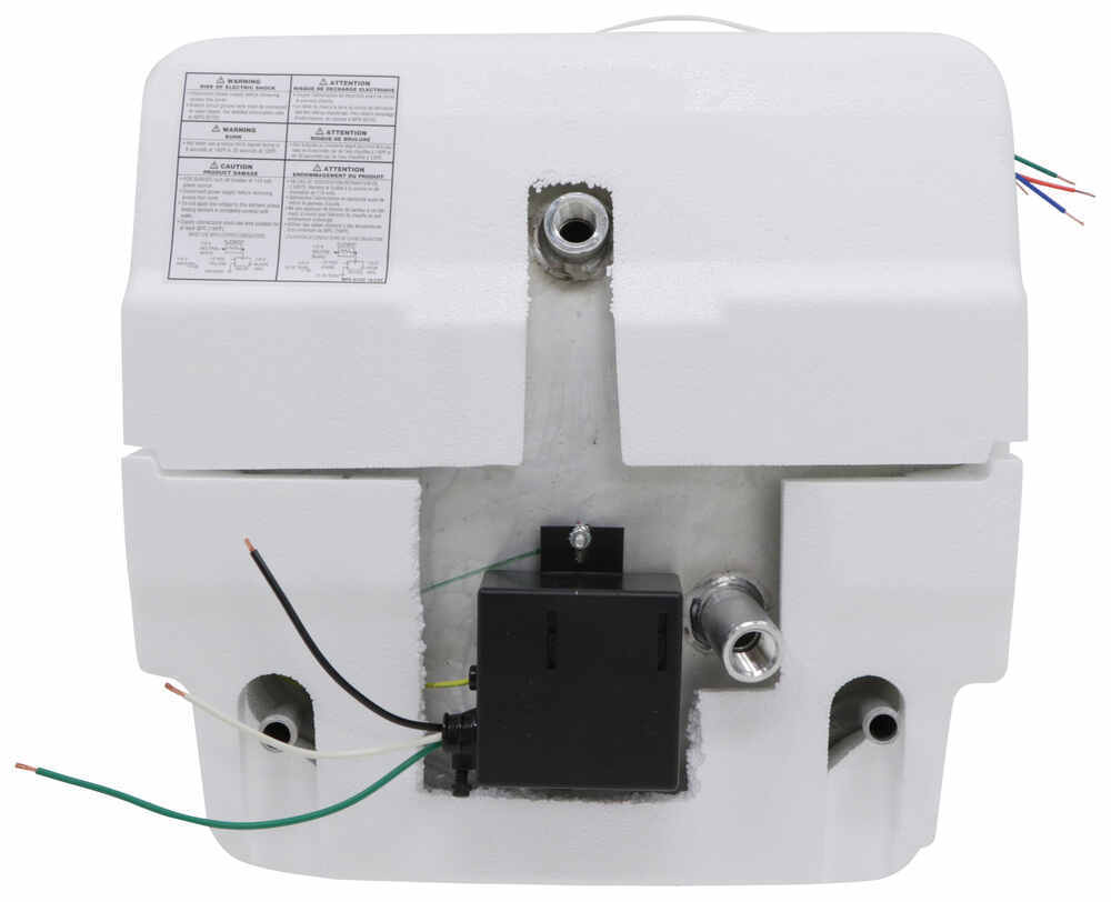 Atwood RV Water Heater w/ Heat Exchange - Gas and Electric
