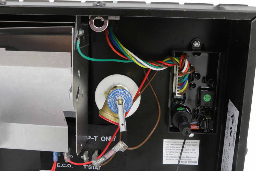 Atwood RV Water Heater - Gas and Electric - Automatic Pilot ... on